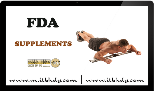 FDA Registration of your Dietary Supplements Company | ITB HOLDINGS LLC as your company's U.S. Agent | www.m.itbhdg.com | www.itbhdg.com
