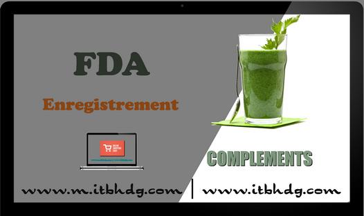 Enregistrement FDA | Compléments : vitamines, minéraux, acides gras ou acides aminés | https://www.m.itbhdg.com/enregistrement-fda-frais.html