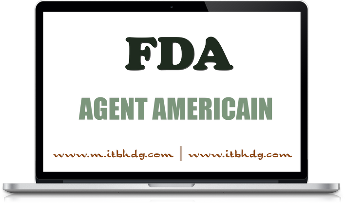 Enregistrement FDA   Agent Américain   http://www.m.itbhdg.com/enregistrement-fda-frais.html