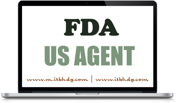 FDA REGISTRATION : ITB HOLDINGS LLC as your Company's U.S. Agent | www.m.itbhdg.com | www.itbhdg.com