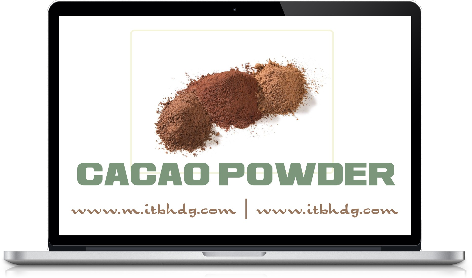 Organic cocoa powder | Natural or Alkalized, 10/12 Fat | 30 x 25 kg (55 lbs) per pallet, delivered to your warehouse | Free shipping