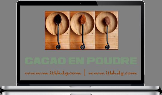 Cacao | Café | Autres denrées alimentaires | Livraison Gratuite | https://www.m.itbhdg.com/bio-equitable.html