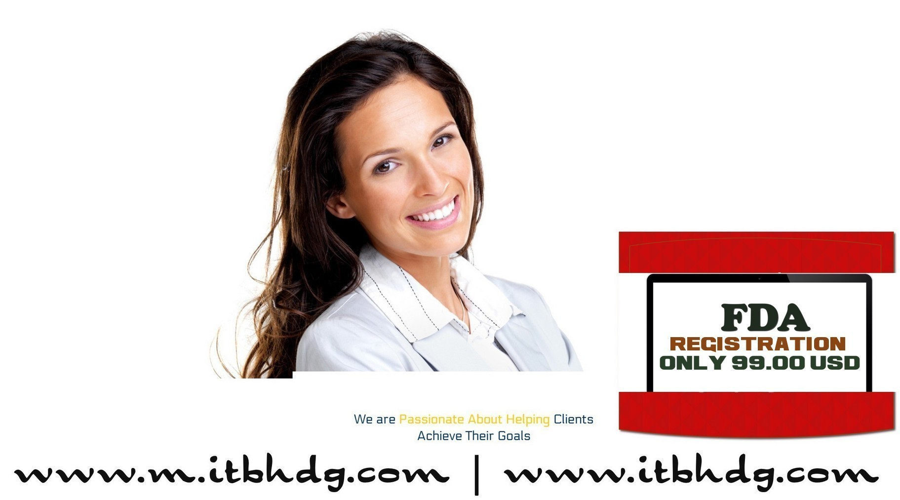 Register your company with the FDA | Save up to 75% today | www.m.itbhdg.com | www.itbhdg.com
