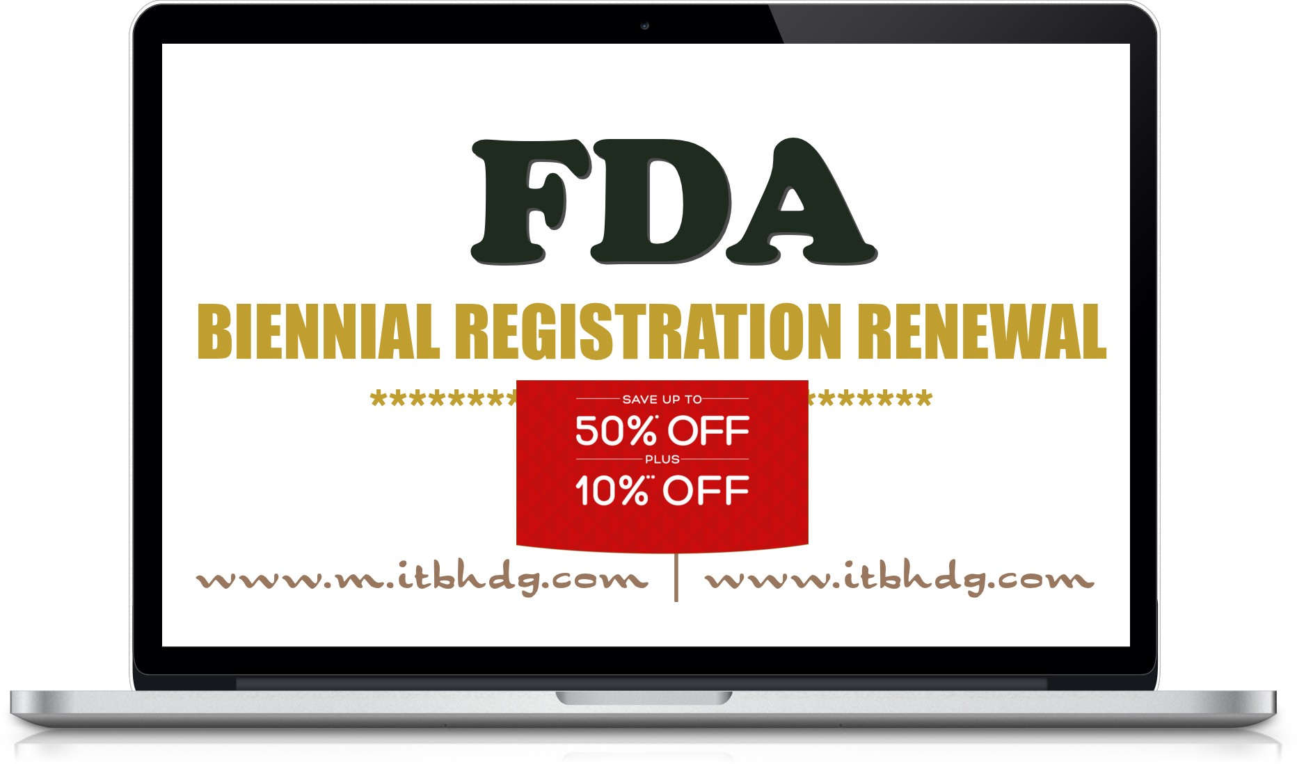 Low Cost FDA Registration | Only 99 USD | Normandie Foods | Save time and money Now @ ITB HOLDINGS LLC | www.m.itbhdg.com | www.itbhdg.com | http://www.itbhdg.com/english/contactform.php