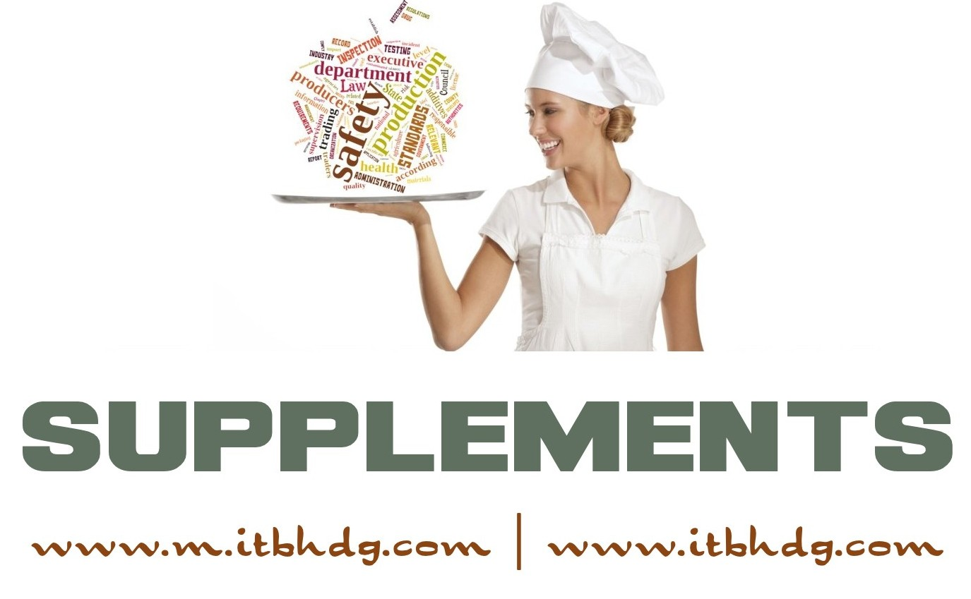 FDA Registration of Dietary Ingredients Companies | www.m.itbhdg.com | www.itbhdg.com